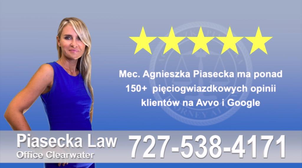 Opinie klientów pięciogwiazdkowe, reviews, recenzje, avvo, google