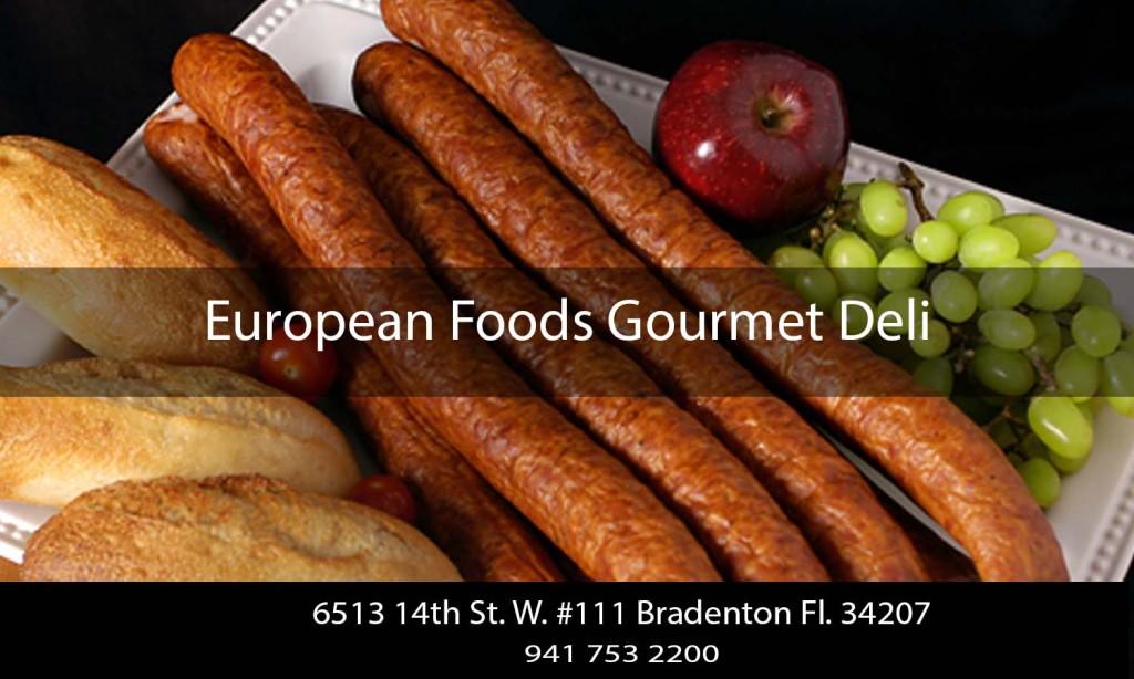 European Foods Gourmet Deli